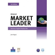 Market Leader (3rd Edition) Advanced Practice File + Audio CD