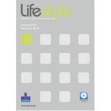 Lifestyle Intermediate Teacher's Book + Test CD