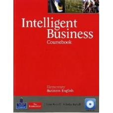 Intelligent Business Elementary Coursebook + CD-Pack