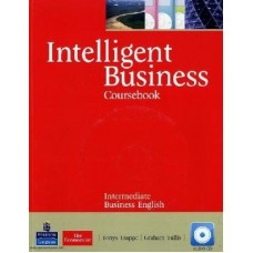 Intelligent Business Intermediate Coursebook + Audio CD