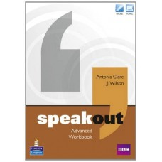 Speakout Advanced Workbook + CD no key