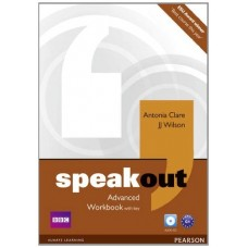 Speakout Advanced Workbook + CD + key