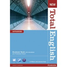 New Total English Advanced Student's Book + Active Book CD-ROM