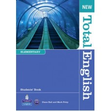New Total English Elementary Student's Book + Active Book CD-ROM