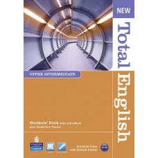 New Total English Upper-Intermediate Student's Book + Active Book CD-ROM