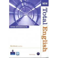 New Total English Upper-Intermediate Workbook + key + Audio CD