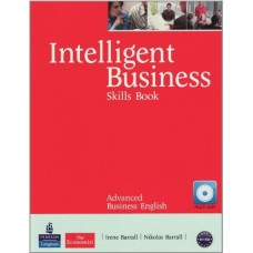 Intelligent Business Advanced Skills Book + CD-Pack