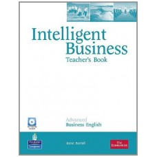 Intelligent Business Advanced Teacher's Book + Test Master CD-ROM