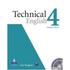 Technical English Advanced (Level 4) Teachers Book + Test Master CD-Rom Pack