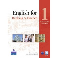 English for Banking and Finance 1 Coursebook + CD-Rom