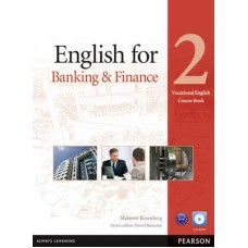 English for Banking and Finance 2 Coursebook + CD-ROM