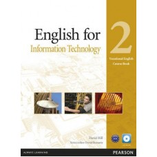 English for Information Technology 2 Coursebook + CD-ROM
