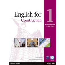 English for Construction 1 Coursebook + CD-ROM