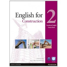 English for Construction 2 Coursebook + CD-ROM