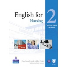 English for Nursing 2 Coursebook + CD-Rom
