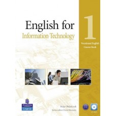English for Information Technology 1 Coursebook + CD-Rom