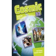 Cosmic B2 Student's Book + Active Book CD-Rom