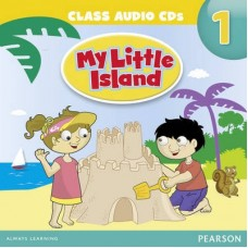My Little Island 1 Audio CD
