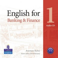 English for Banking and Finance 1 Audio CD