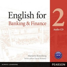 English for Banking and Finance 2 Audio CD