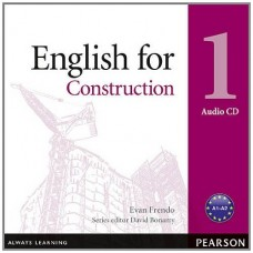 English for Construction 1 Audio CD