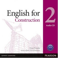 English for Construction 2 Audio CD