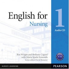 English for Nursing 1 Audio CD