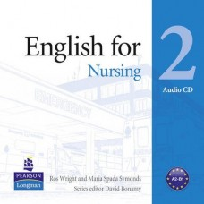 English for Nursing 2 Audio CD