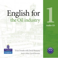 English for the Oil Industry 1 Audio CD