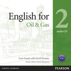 English for the Oil and Gas 2 Audio CD