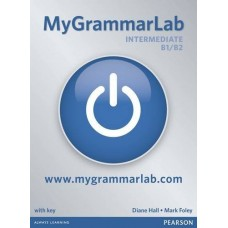 MyGrammarLab Intermediate (B1/B2) + MyLab Pack + key