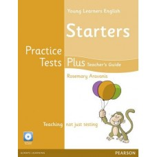 Young Learners English Practice Test Starters Teacher's Guide + Multi-ROM