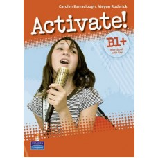 Activate! B1+ Workbook + Key + CD-ROM Pack