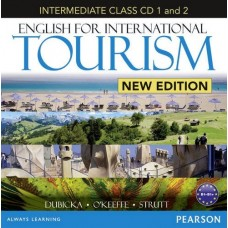 English for International Tourism (New Edition) Intermediate Class CD