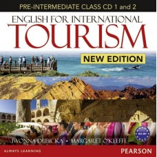 English for International Tourism (New Edition) Pre-Intermediate Class CD