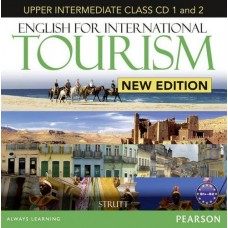 English for International Tourism (New Edition) Upper-Intermediate Class CD