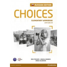 Choices Elementary Workbook + Audio CD