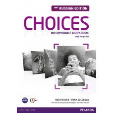Choices Intermediate Workbook + Audio CD