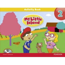 My Little Island 2 Activity Book + Songs Audio CD
