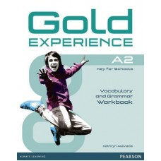 Gold Experience A2 Vocabulary and Grammar Workbook no key