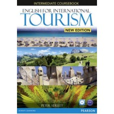 English for International Tourism (New Edition) Intermediate Coursebook + DVD-ROM