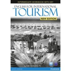 English for International Tourism (New Edition) Intermediate Workbook + Key + Audio CD