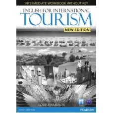 English for International Tourism (New Edition) Intermediate Workbook + Audio CD without key