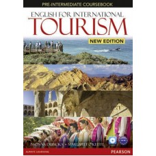 English for International Tourism (New Edition) Pre-Intermediate Coursebook + DVD-ROM