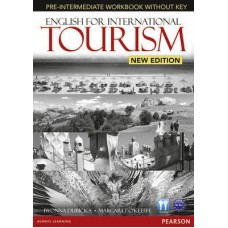 English for International Tourism (New Edition) Pre-Intermediate Workbook + Audio CD without key
