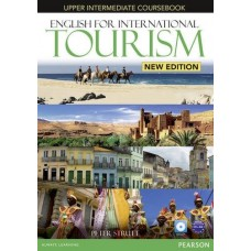 English for International Tourism (New Edition) Upper-Intermediate Coursebook + DVD-ROM