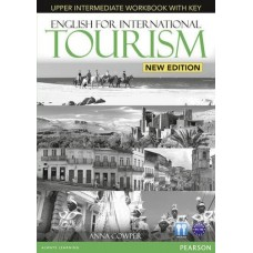 English for International Tourism (New Edition) Upper-Intermediate Workbook + Audio CD + key
