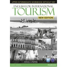 English for International Tourism (New Edition) Upper-Intermediate Workbook + Audio CD without key
