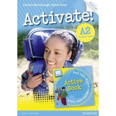 Activate! A2 Students Book + Active Book Pack