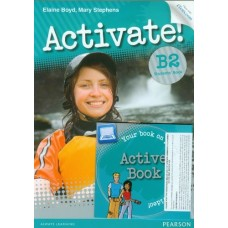 Activate! B2 Students' Book + Active Book Pack